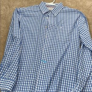 Long sleeve button down